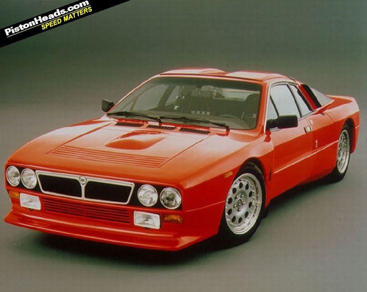 Lancia 037  MASTERPIECE