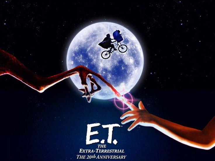 Alternative E.T. Posters Are OutrageouslyNostalgic - News - GeekTyrant