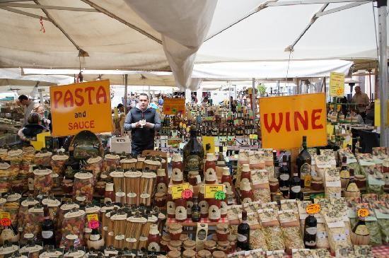 Campo de' Fiori Market, Rome