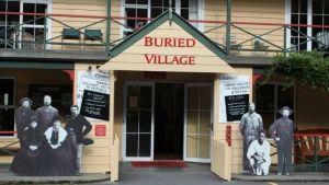 Buried Village #Rotorua