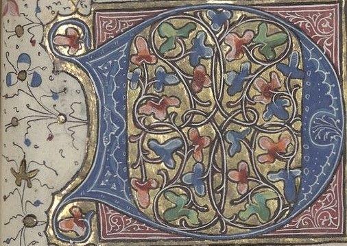 Livre d'heures, en latin Date d'édition : 1401-1500 http://gallica.bnf.fr/ark:/12148/btv1b550058850/f121.item
