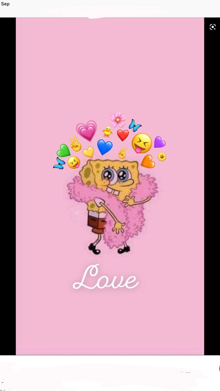 Cute trendy wallpapers   Spongebob iphone wallpaper ...