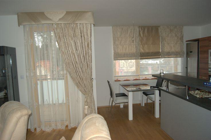 Obývací pokoj v klasickém stylů.