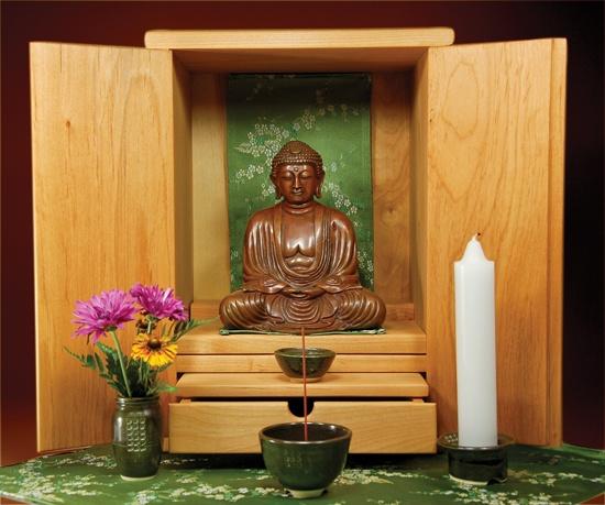 76 best Buddhist Altars images on Pinterest   Buddhism, Buddhist ...