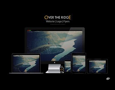 "Check out my @Behance project: ""Over The Ridge"" https://www.behance.net/gallery/44586349/Over-The-Ridge"