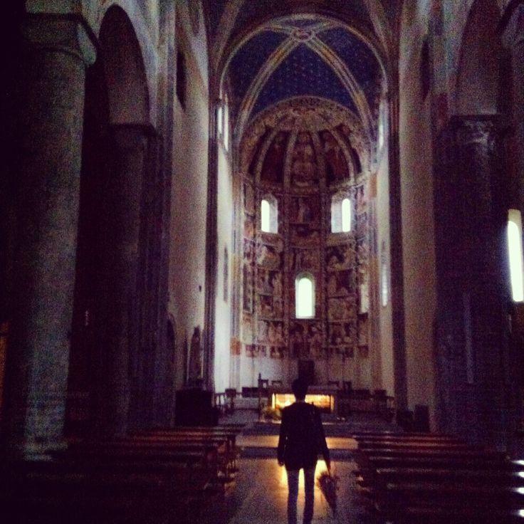I ❤️ this church_Como