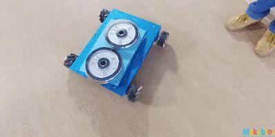 Code View Africa: DIY Mecanum Wheel Robot Kit