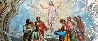 Uitleg over Hemelvaart met Bijbelteksten.