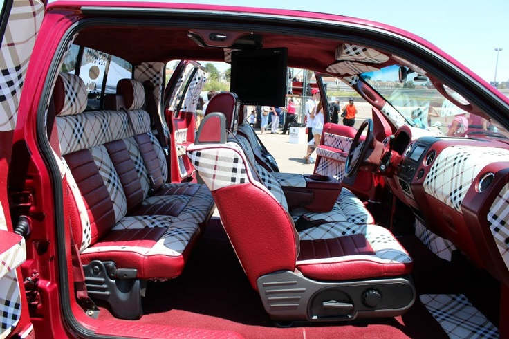 131 best images on pinterest gucci - Burberry fabric for car interior ...
