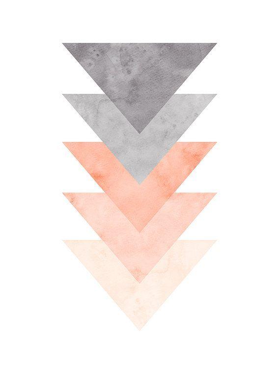 Verkauf Aquarell druckbare Aquarell abstrakte Tür Paperpixelprints