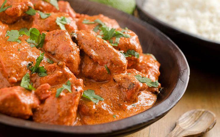 Heerlijke Kip Tandoori met Rijst met een zelfgemaakte marinade! Met een enorme variatie aan ingrediënten kan iedereen tegenwoordig een wereldgerecht maken!