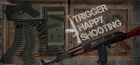 Trigger Happy Shooting - Available: Spring 2017 on Steam - HTC Vive