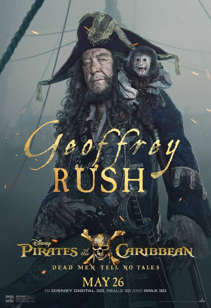 Return to the main poster page for Pirates of the Caribbean: Dead Men Tell No Tales (#10 of 10)