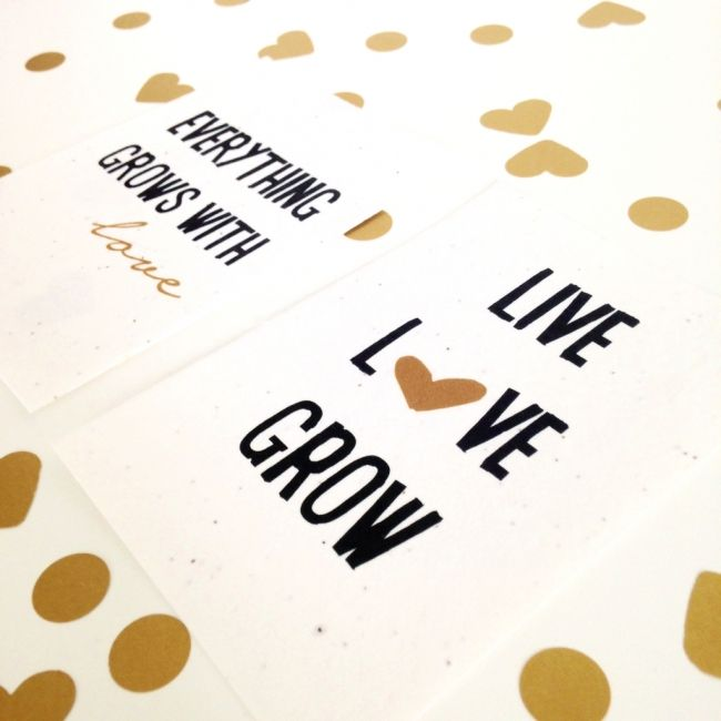 Everything grows with love | Live Love Grow #valentine