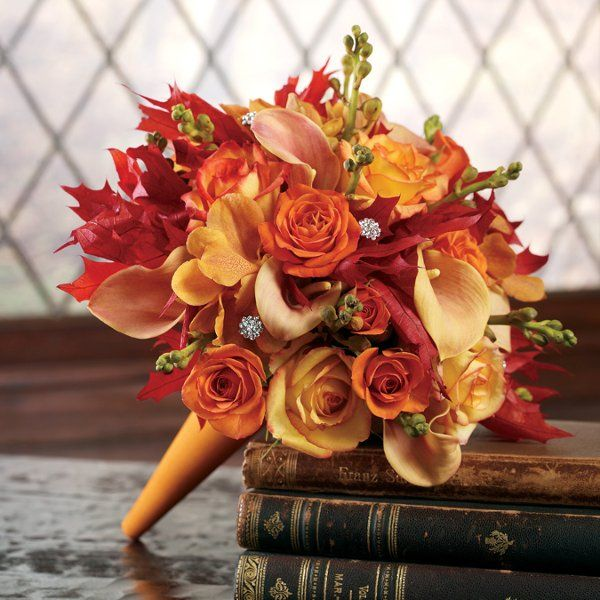 Pinterest Fall Wedding Flowers: Fall Wedding Bouquets