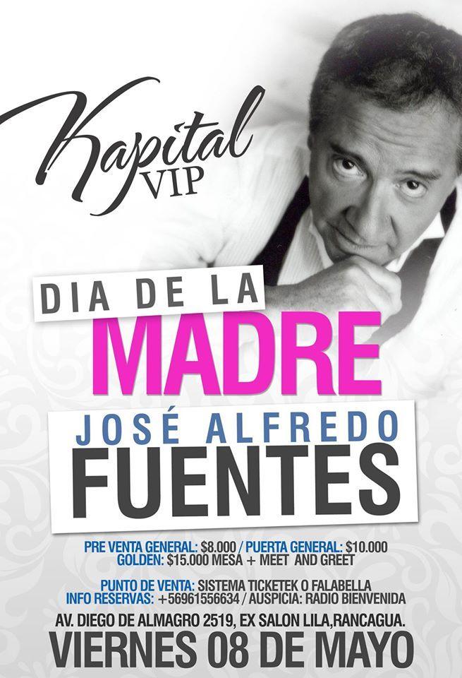 Show Jose Alfredo Fuentes
