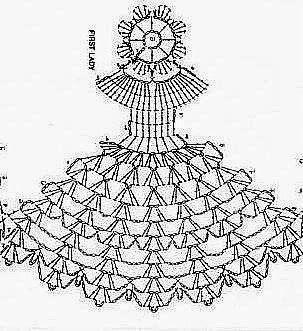 crochet free pattern motif