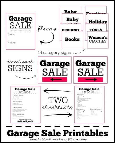 10 best Moving sale images on Pinterest Garage, DIY and Autism - free for sale signs for cars