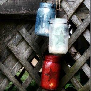 Holidays - Mason Jar Crafts Love