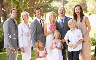 男性も女性もハッピーな1日に♡1.5次会、二次会の親族の格好まとめ♡