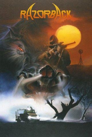 Razorback Poster 2.