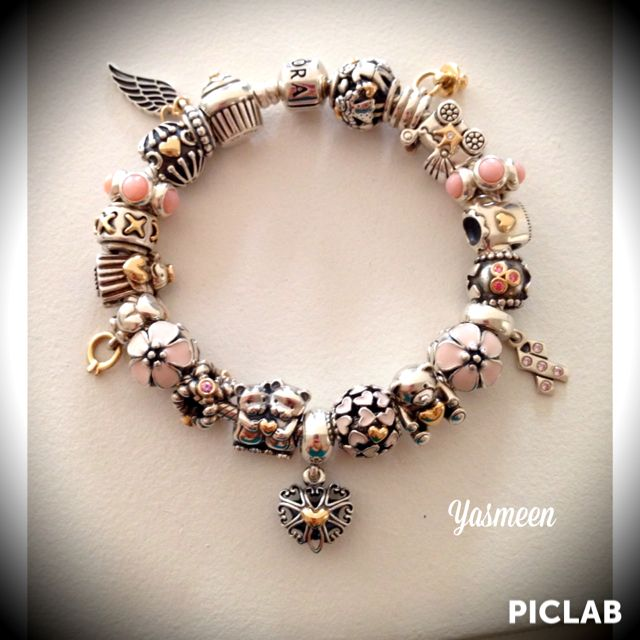 71 Best Charm Blonde Inspiration Images On Pinterest: 17 Best Images About Pandora On Pinterest