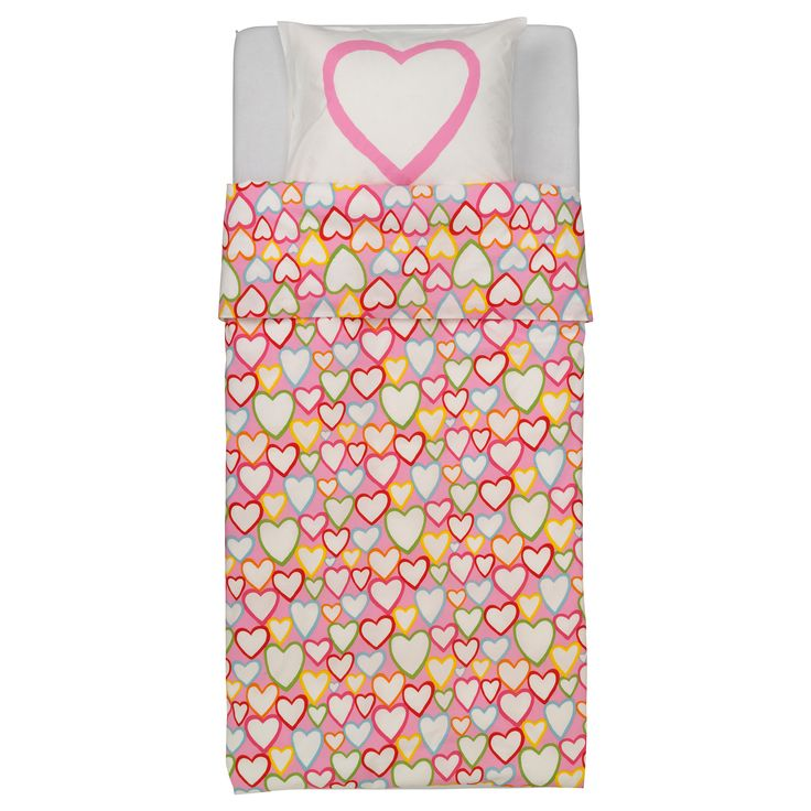 I have this!  VITAMINER HJÄRTA Duvet cover and pillowcase(s) - IKEA