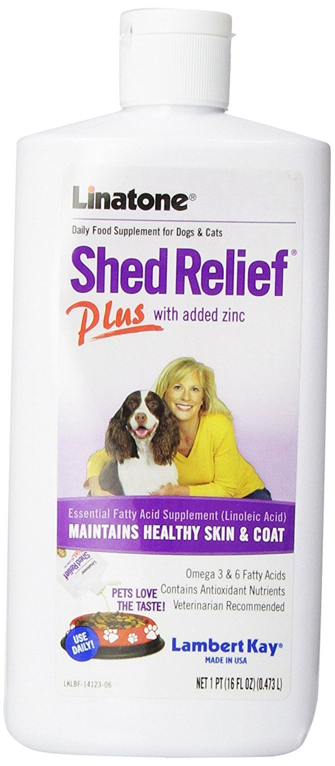 Lambert Kay Linatone Shed Relief Skin/Coat Liquid Supplement for Dog/Cat * Learn more by visiting the image link.