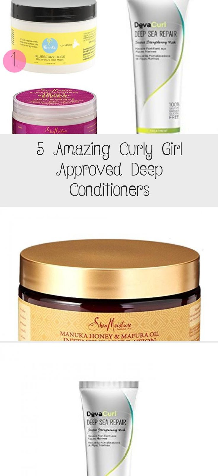 5 Amazing Curly Girl Approved Deep Conditioners » J, Tay