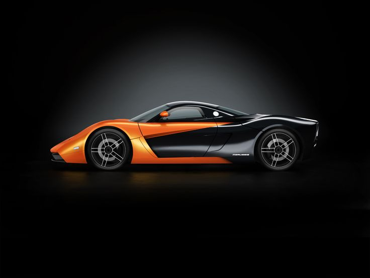 Gentil Nikolay Fomenko And Yefim Ostrovsky, Together With Ria Novosti Presented  First Russian Innovative Sports Car Marussia Made By Russian Company E.
