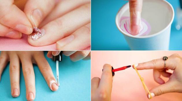 21 truques para fazer as unhas em casa que vão mudar sua vida