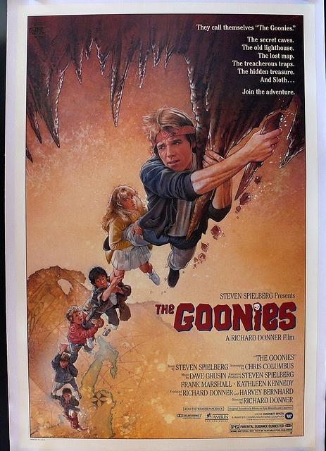The Goonies movie posterWeSt `;^;` CeNtRaL PaSAdENa NiA 4 CaLi {-^-} _|\/L `~v`~';} :)