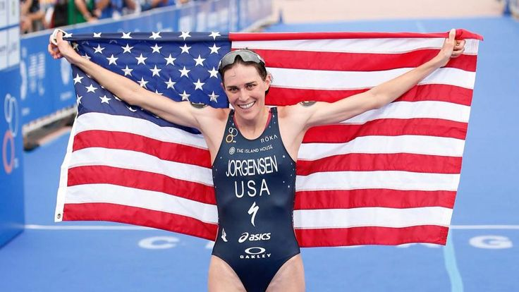 Gwen Jorgensen will compete at the 2016 Rio Olympic Games.
