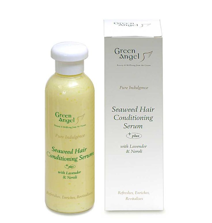 Green Angel Hair Conditioning Serum - Made in Ireland