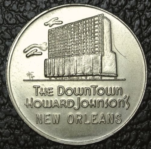 THE-DOWNTOWN-HOWARD-JOHNSONS-NEW-ORLEANS-TOKEN-Mardi-Gras-Superdome