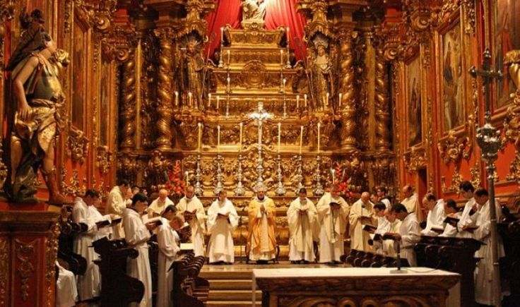 Religion: This is an image of a Catholic church in Brazil. Brazil is an roman catholic country, but lately  there are more people who are Christian. In the Northwest and Urban area, there is an Afro Brazilian religion which combines African and Catholic beliefs.