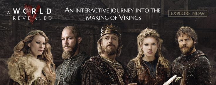 Vikings: A World Revealed - TV Series Thursdays at 10 e/p on History Channel Canada, your exclusive source for Vikings videos, exclusive behind the scenes content, photos, episode guides and TV schedule.