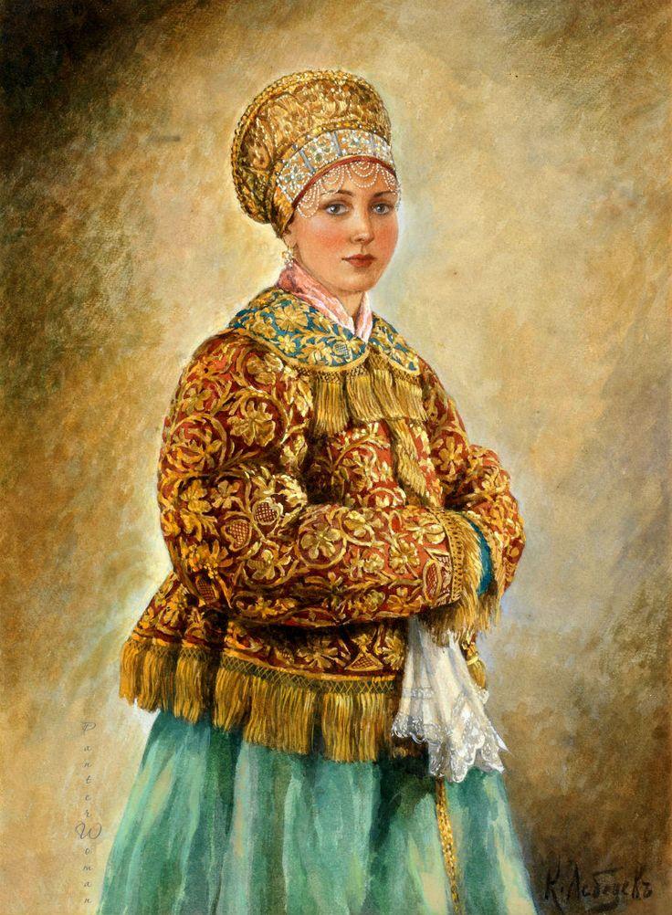 Лебедев Клавдий Васильевич (1852-1916)
