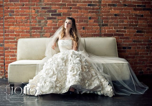 A Bridal shoot featuring dresses from Big Rock Little Rooster!-Columbus, Ohio-Wedding Photography » JOJO Photography and Film