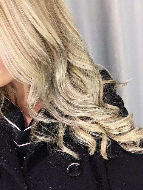 A'la Annn: Blonde hair update
