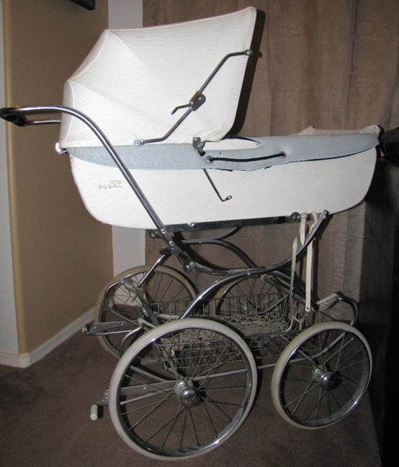 Old Fashioned Prams For Sale