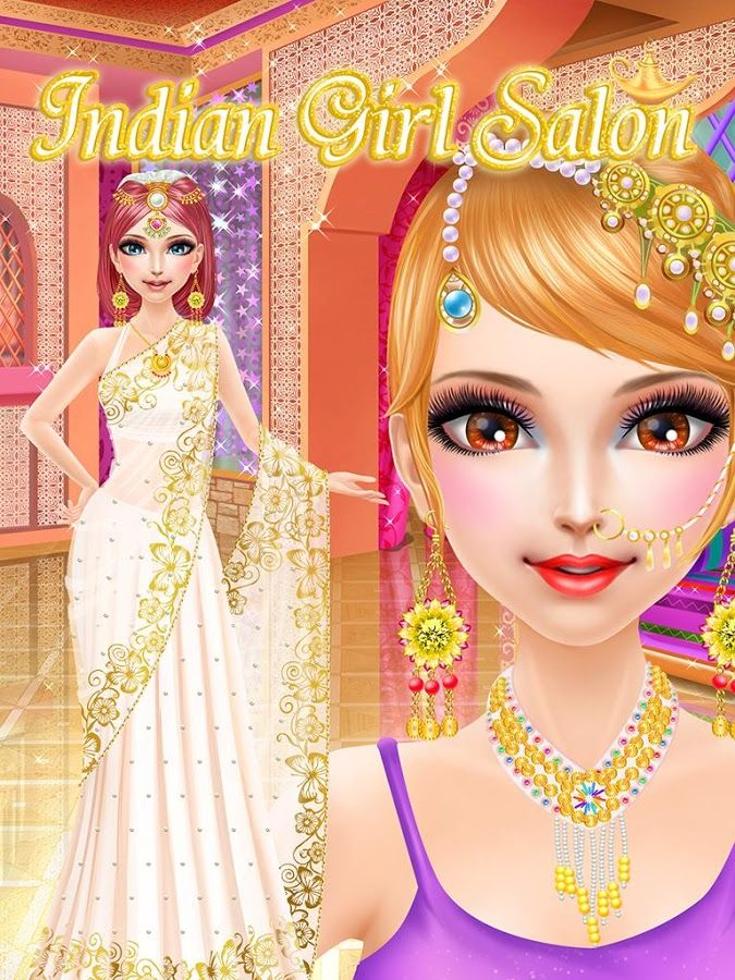 The Best Games Girl Dress Up And Makeup 2017 And Pics In 2020 Girl Salon Girls Dress Up Barbie Wedding