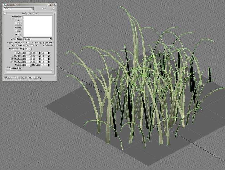 advanced painter (free script)  VRAY GRASS TUTORIAL PART 1 ; PETER GUTHRIE