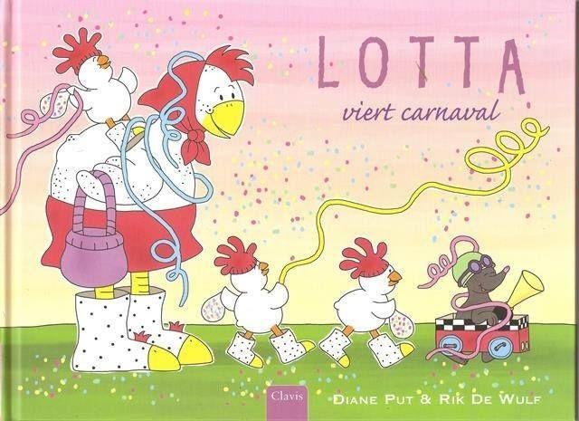 cover Lotta viert Carnaval