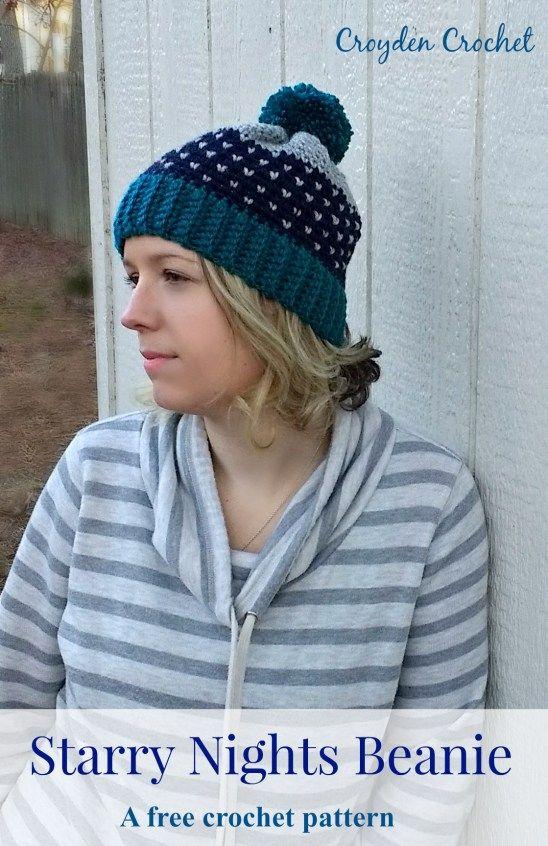 Mejores 78 imágenes de Gorros en Pinterest | Sombreros de ganchillo ...