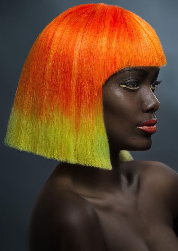 Brave New Color from Leslie Henshaw  |  ModernSalon.com