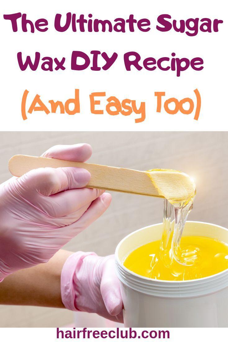 The Hair Removal Experts Hair Removal Diy Sugar Wax Diy Sugaring Hair Removal