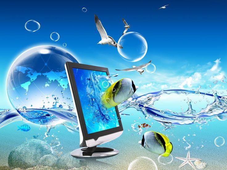 25+ Best Ideas About Computer Desktop Wallpaper On