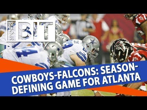 #NFLPicks for the #Cowboys & #Falcons Week 10 Clash | Zeke Takes a Seat