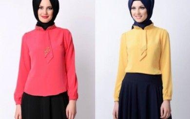 Tozlu Giyim Bluz Modelleri